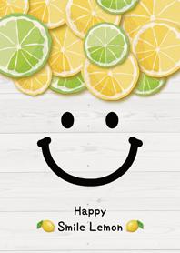 Happy Smile Lemon