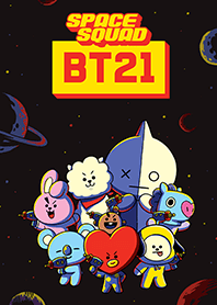 BT21 SPACE☆SQUAD