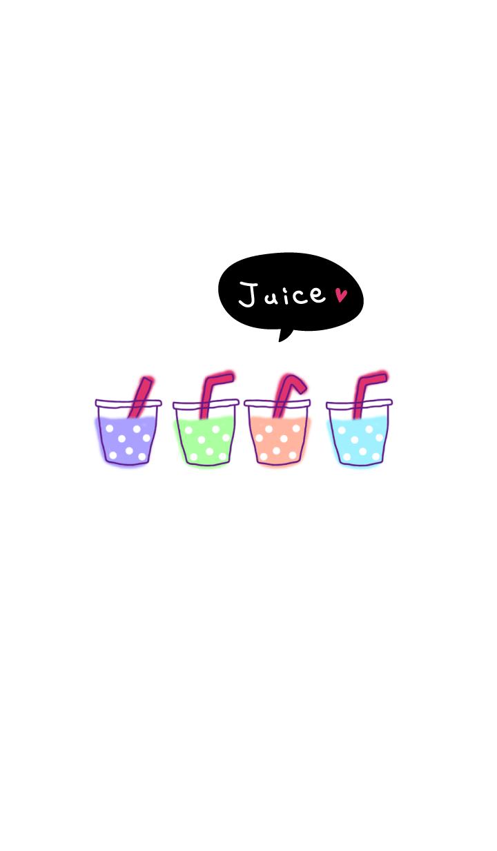 苏打汁:白色 WV