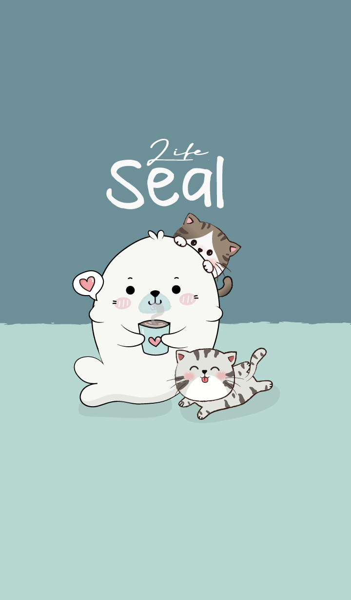Seal and Cat Life
