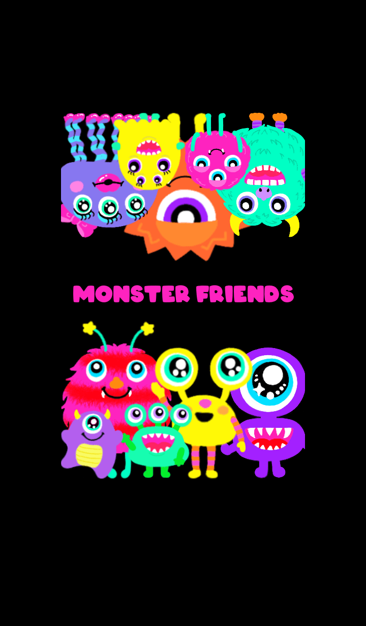 Monster Friends Theme