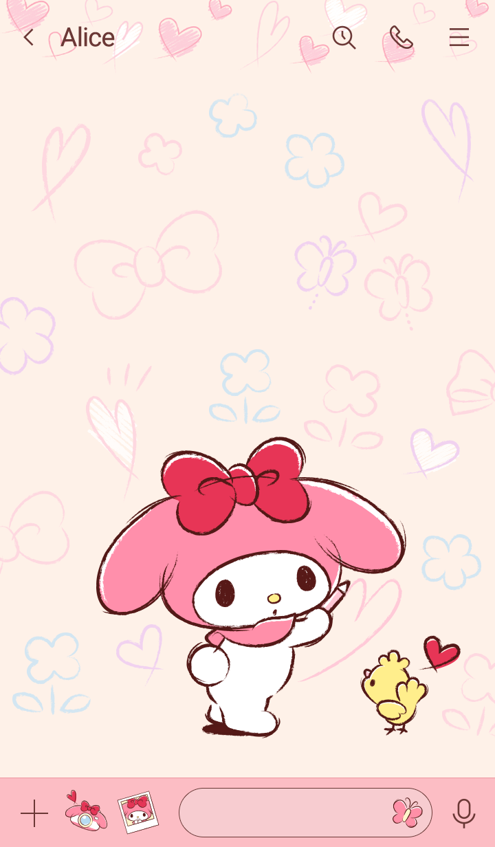 My Melody: Sketches