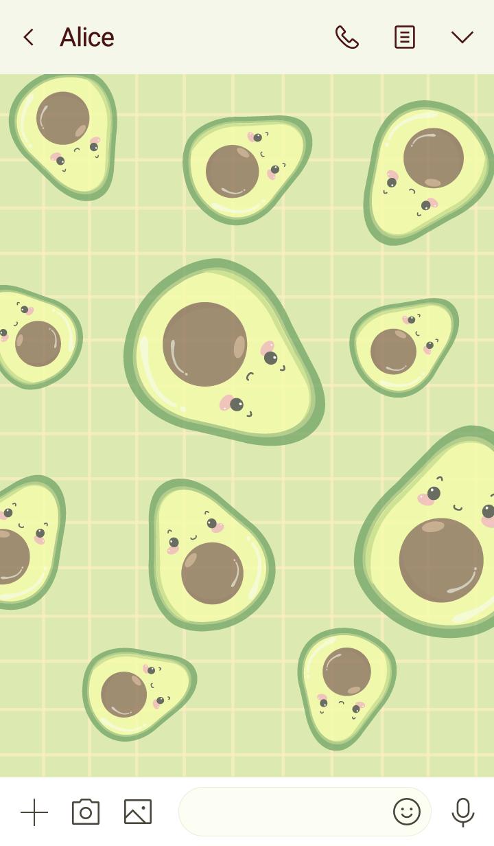 Avocado (minimal ver.)