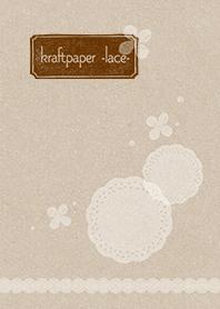 kraftpaper -lace-