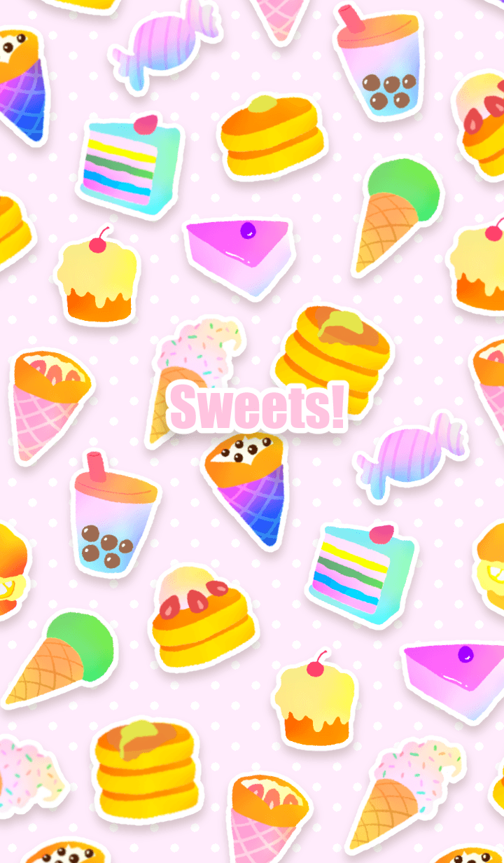 Pop sweets theme