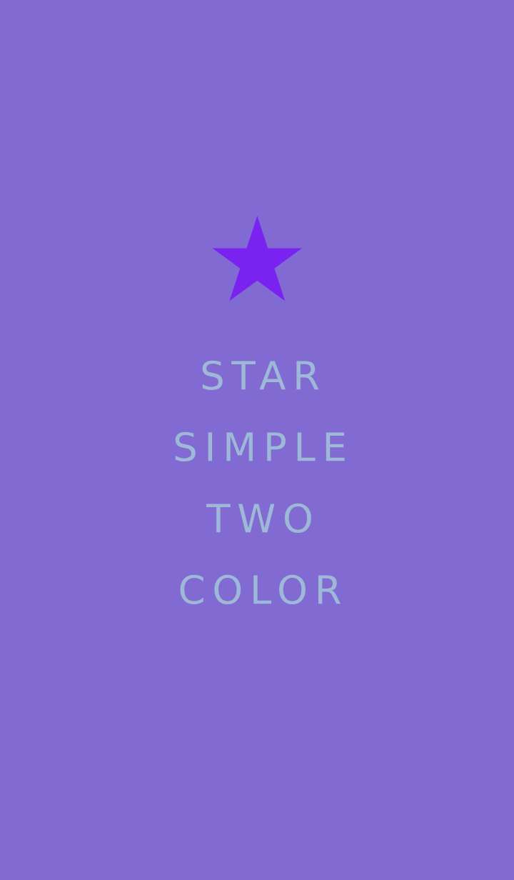 STAR SIMPLE TWO COLOR 11