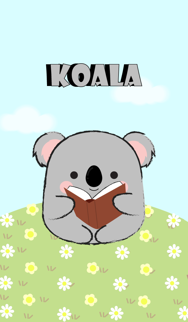 I Love Cute Fat Koala