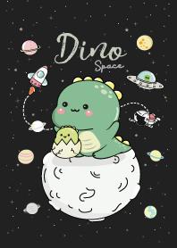 Dino Space. (Black)