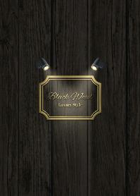 Black Wood Luxury Style Ver.2
