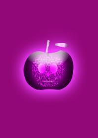 ธีมไลน์ Pink Skull Apple
