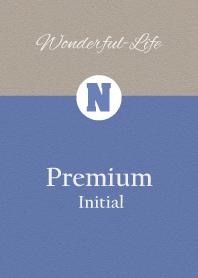 Premium Initial N.