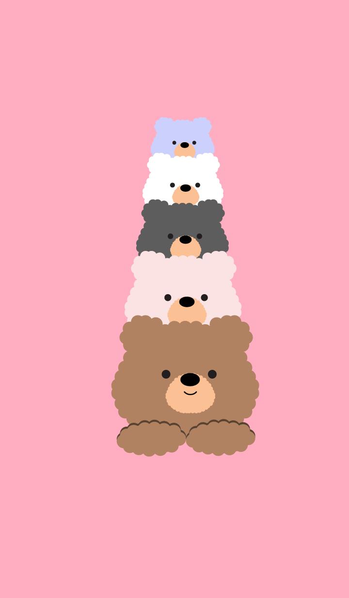 Cute Color Bear (jp)
