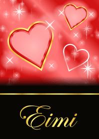 Eimi-name-Love forecast-Red Heart