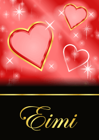 Eimi-name-Love forecast-Red Heart