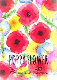Flower Pattern -Poppy-