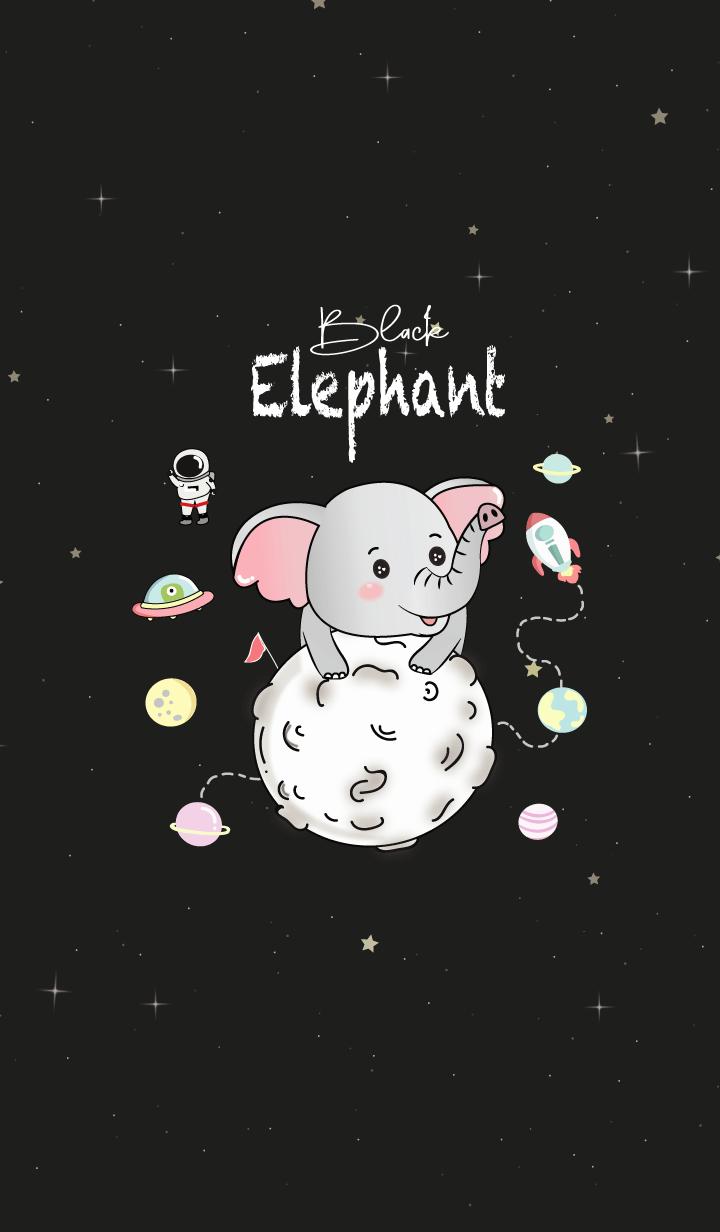 I am Elephant cute.