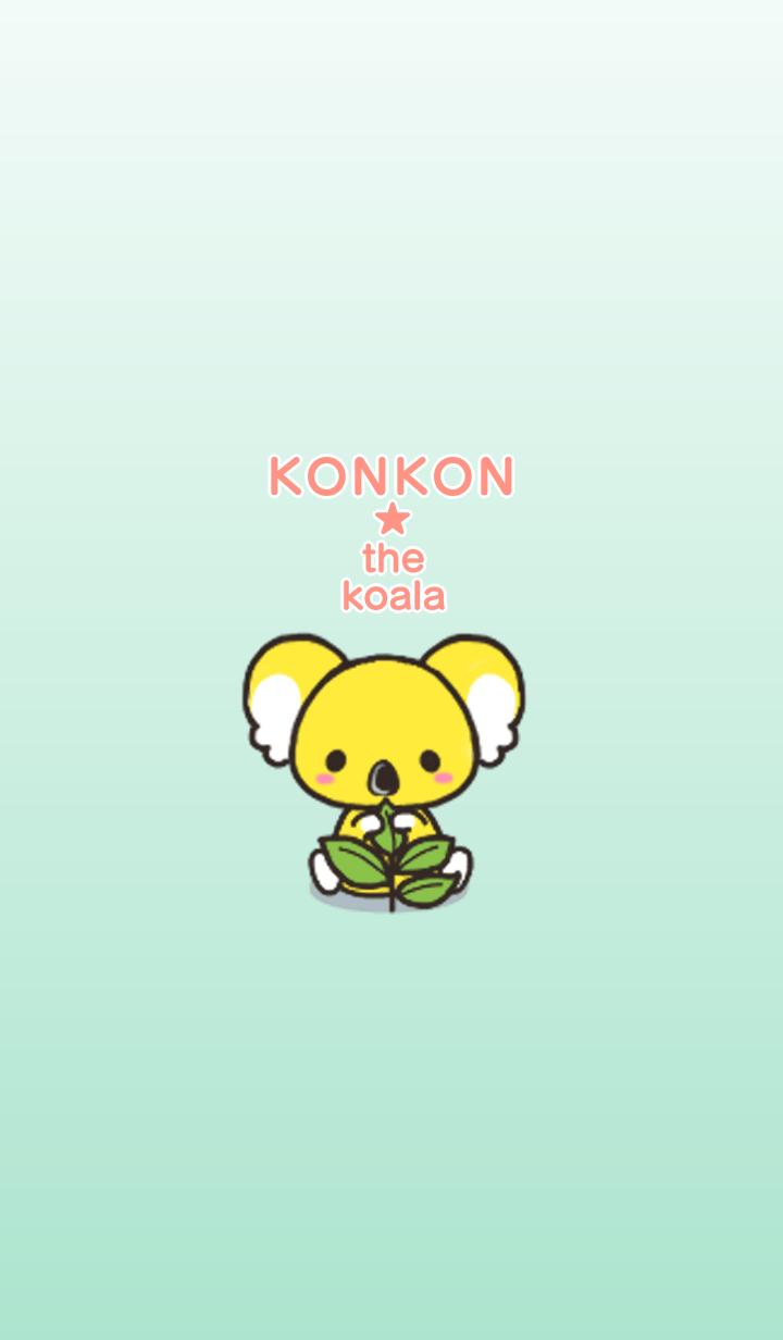 Theme of Konkon the koala 2
