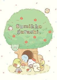 ธีมไลน์ Sumikkogurashi ~tokageno ouchi~