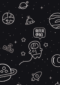 OUTER SPACE (W) +