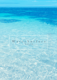 Water Surface 15 -MEKYM-