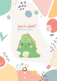 Dinosaur Fashion Cute