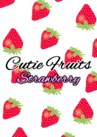 Cutie Fruits [Strawberry Ver. Vol.2]