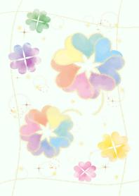 seven leaf clover 4