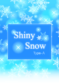Shiny Snow Type-A Blue2