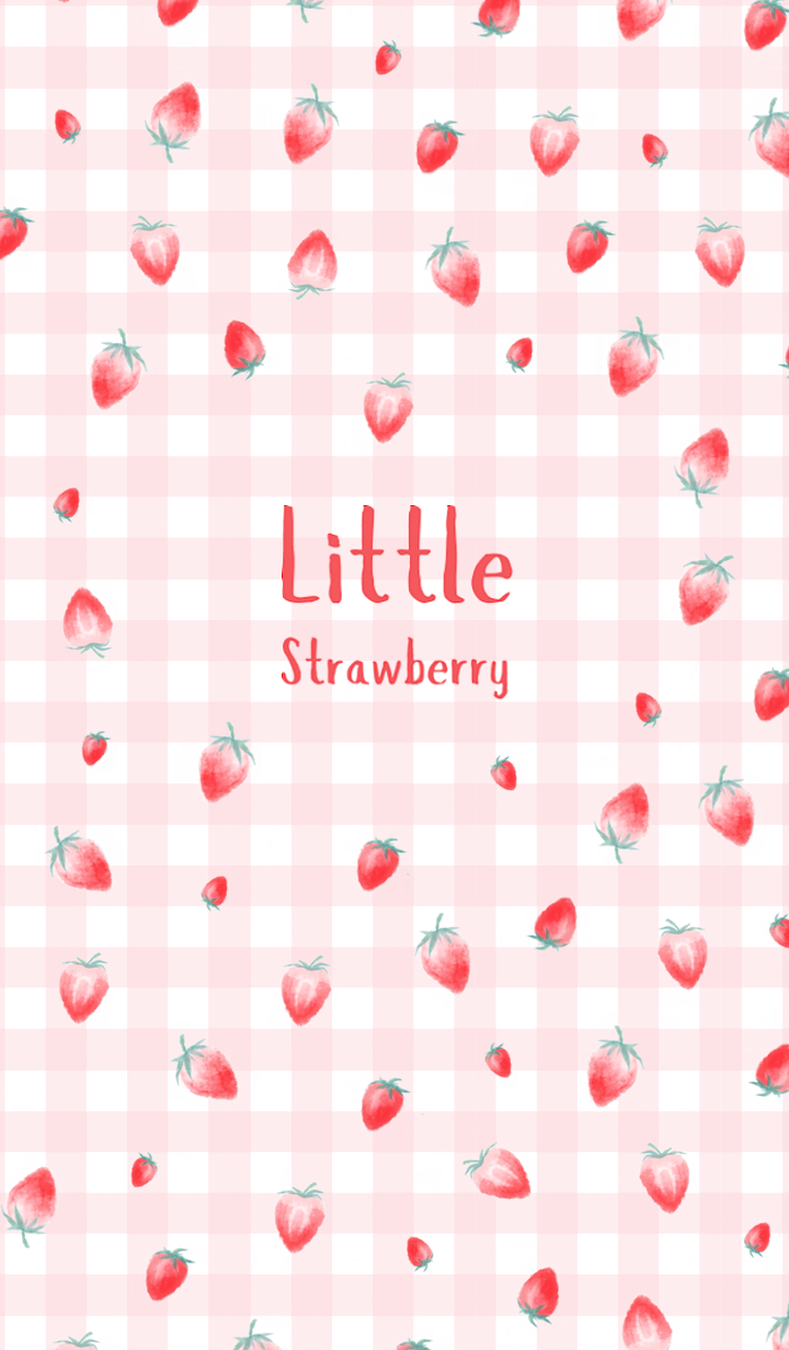 Little Strawberry #Red .