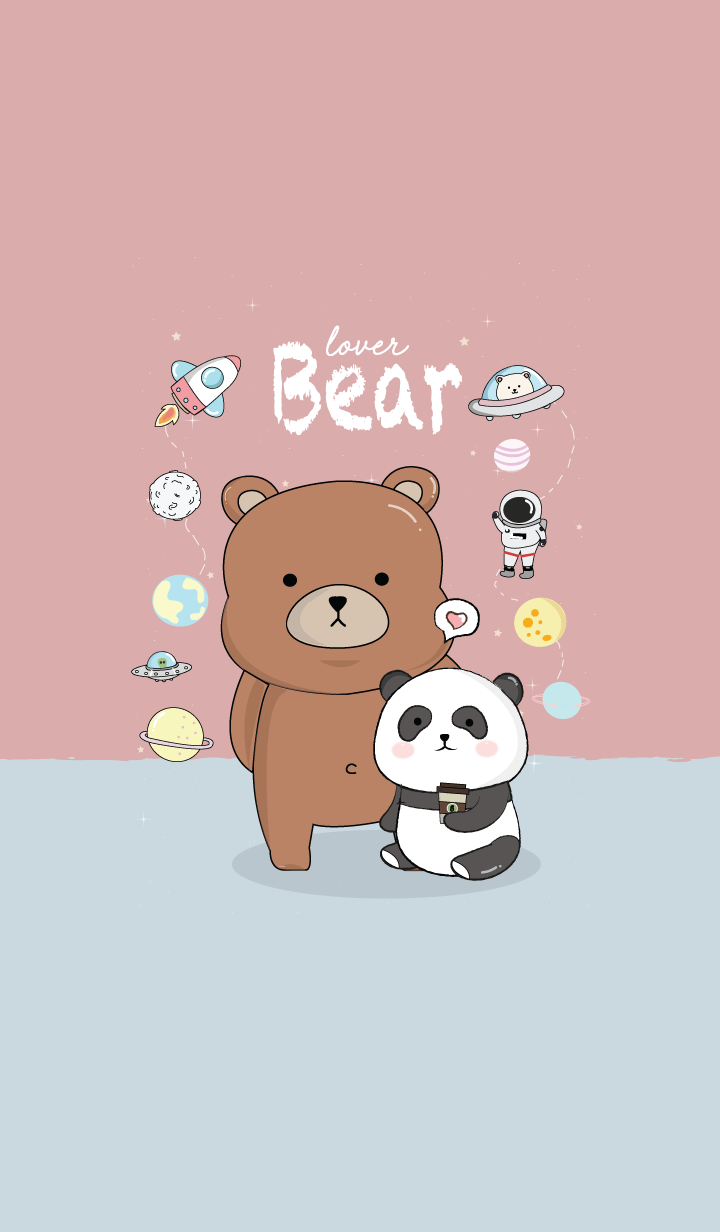 Bear Lover Theme.