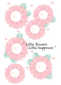 Beautiful pink flowers 22