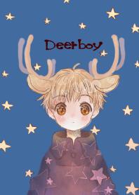 Deer boy!