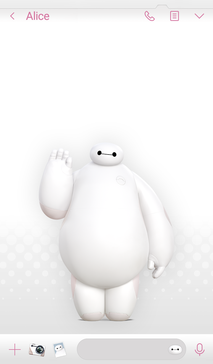 Big Hero 6 (Clean Design)