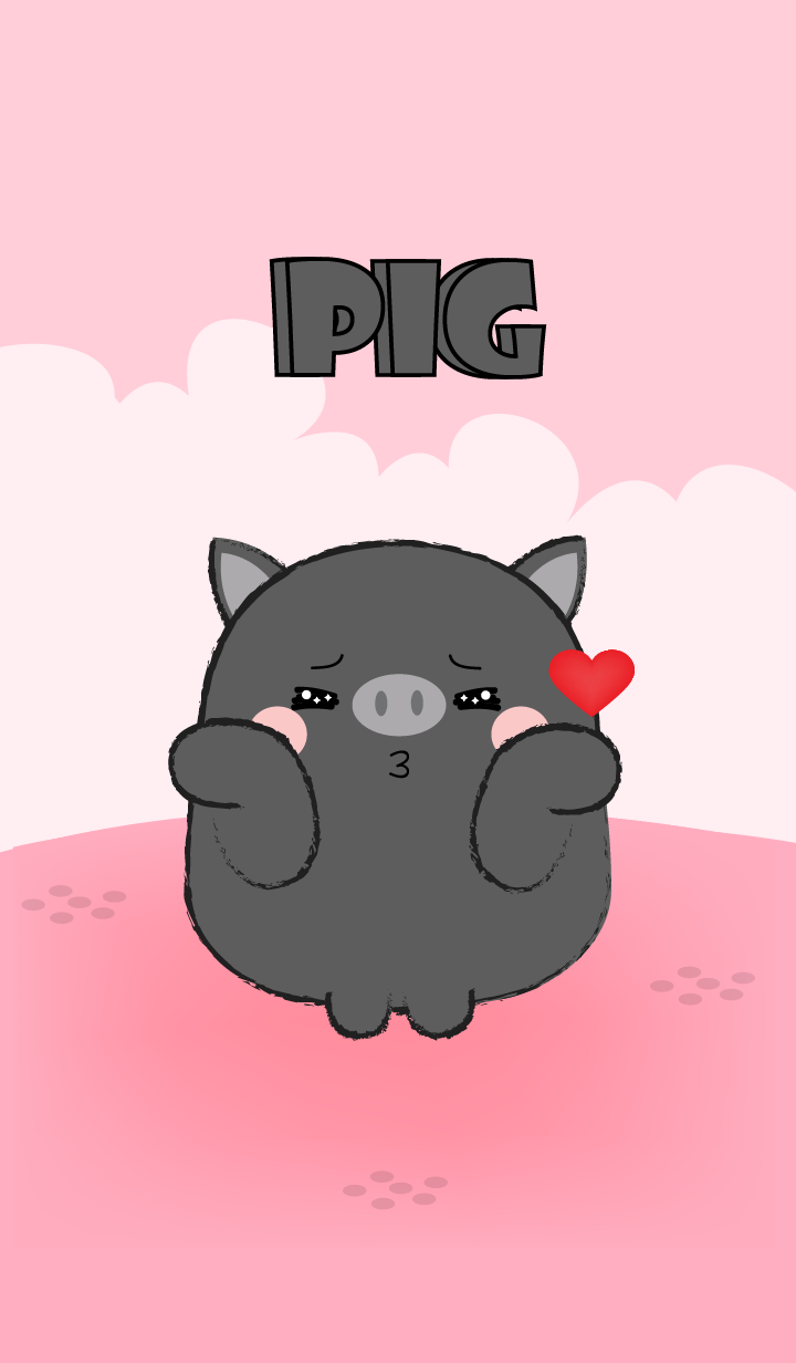 Love You Black Pig (jp)