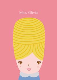 奧莉維亞小姐