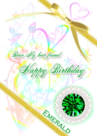 Birthday Gifts May LINE Theme