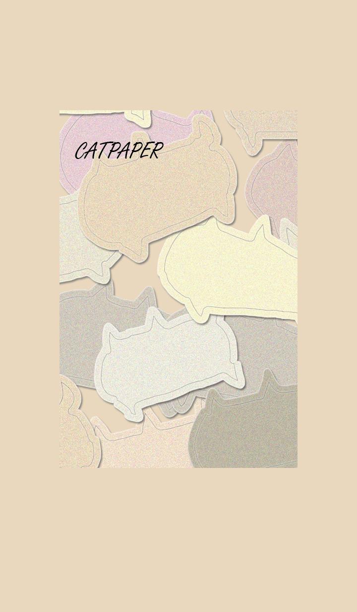 CATPAPER PAPER