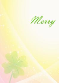 No.1626 Merry Lucky Clover name