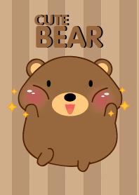 Cute Fat Bear Theme
