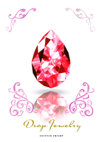 Drop Jewelry RED #cool