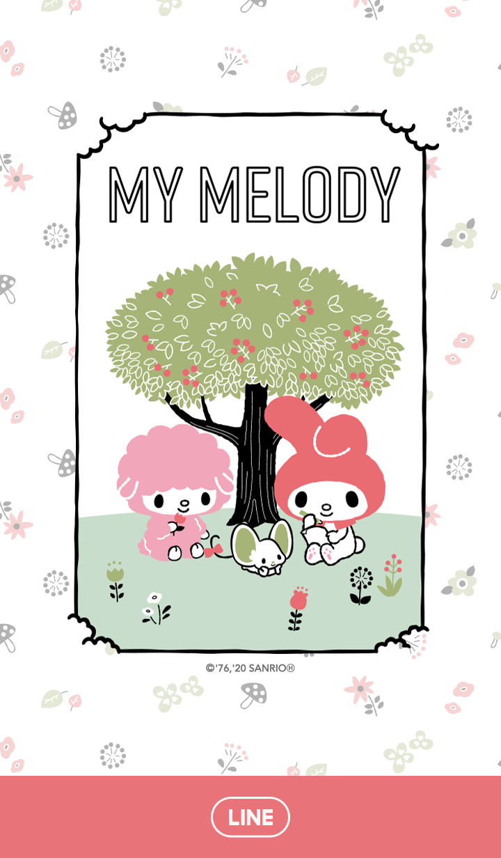 My Melody (Floral)