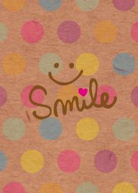 Colorful polka-dot Craft-Smile27-