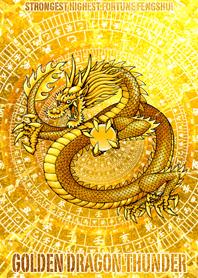Golden dragon Thunder
