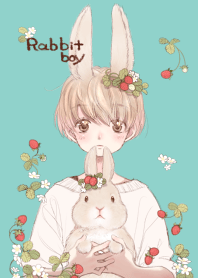 Rabbit boy