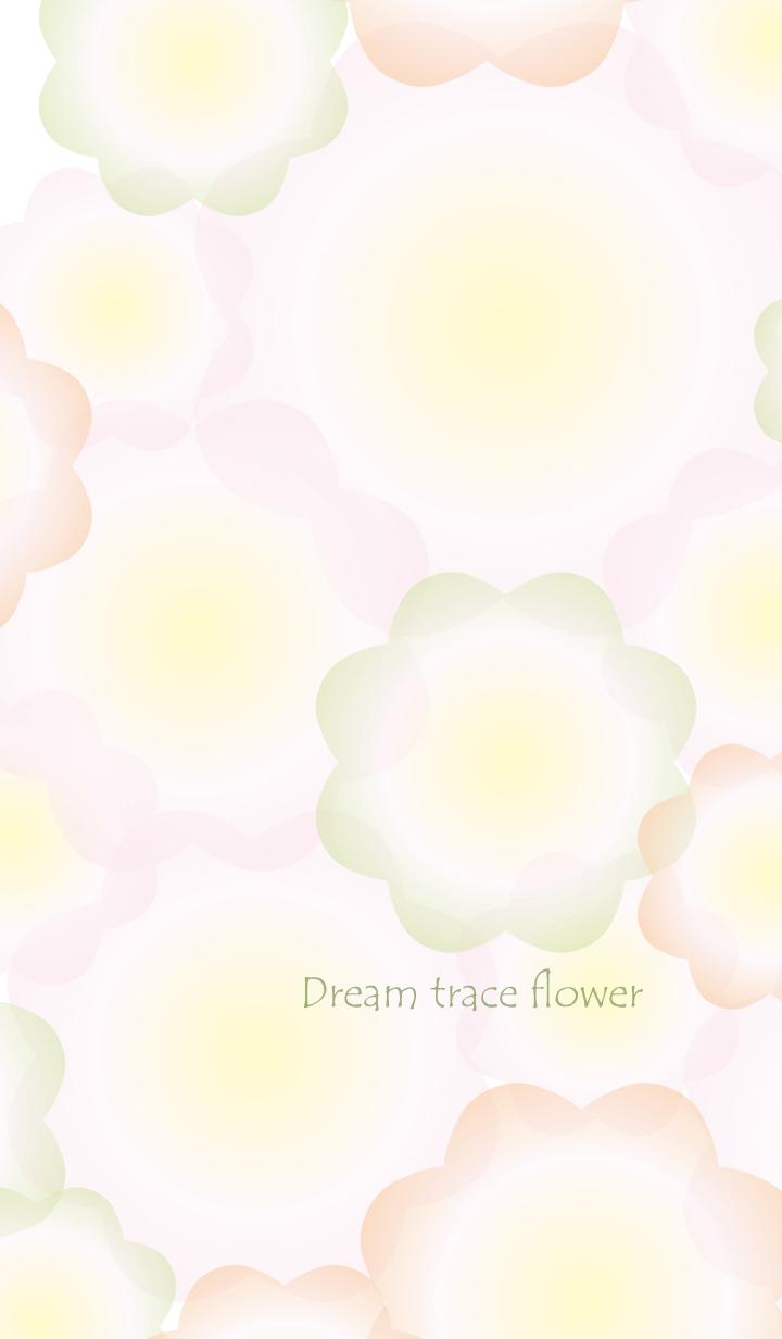 Dream trace flower