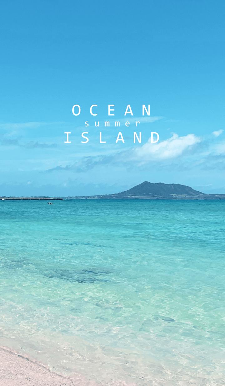 -OCEAN ISLAND- HAWAII