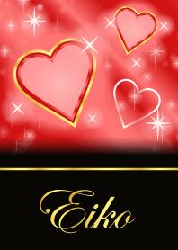 Eiko-name-Love forecast-Red Heart
