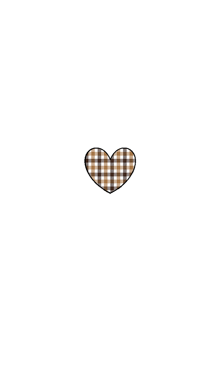 (simple check heart )