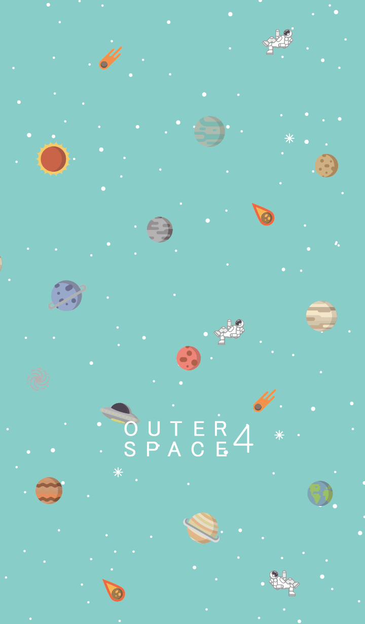 OUTER SPACE 4.0 #2 +