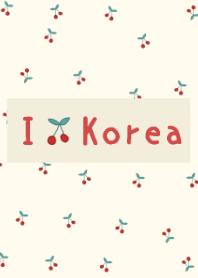 -red beige- korean cherry(JP)